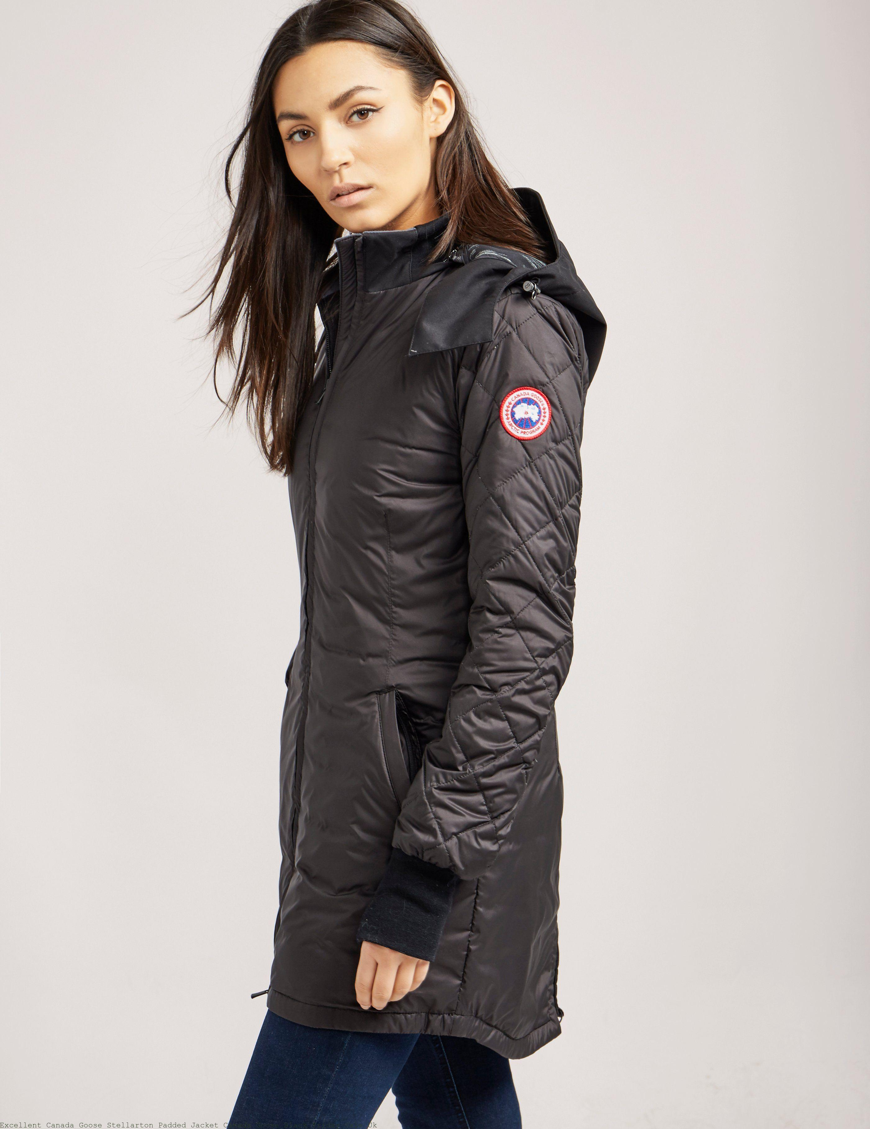 Excellent Canada Goose Stellarton Padded Jacket Canada Goose Black Friday Sale Uk Why Cheap Canada Goose Outlet Sale Is Good Jackets
