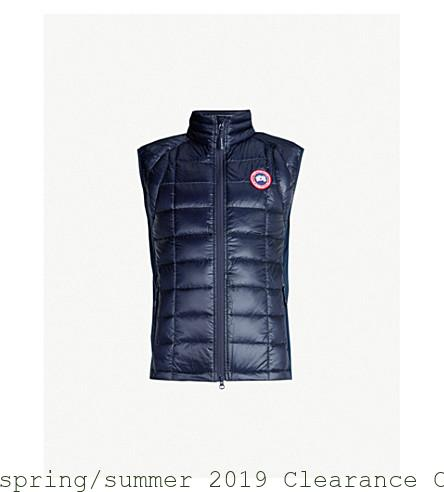 c222a65631d spring/summer 2019 Clearance CANADA GOOSE Hybridge lite quilted shell-down  vest Cheap Canada Goose Outlet 5444370